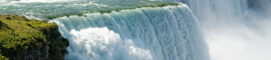 catarata, salto de agua